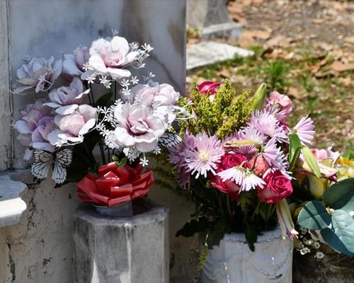 Bestattungsvorsorge aus  Burgstetten